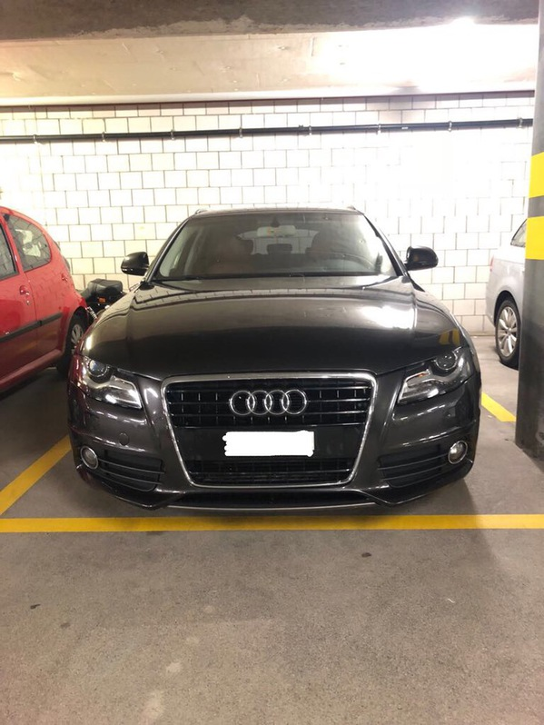 Audi A4 2.0 TDI Audi 1