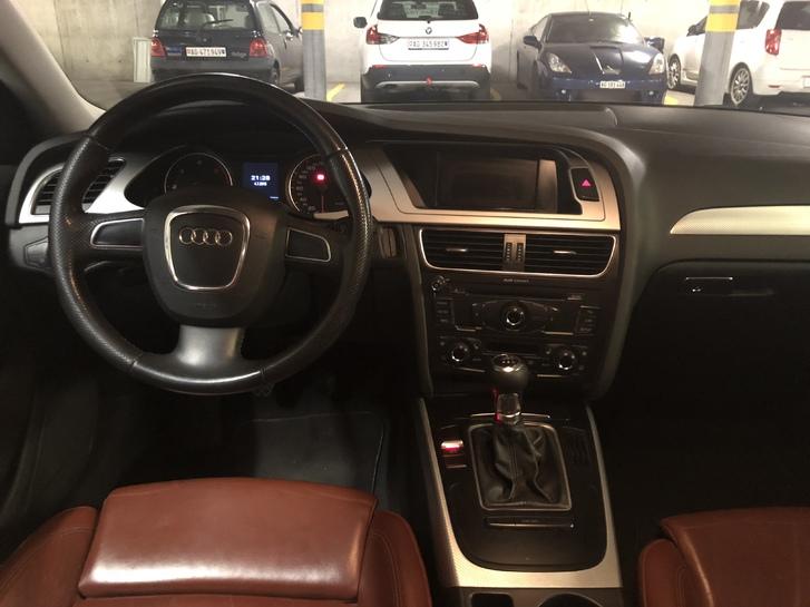 Audi A4 2.0 TDI Audi 3