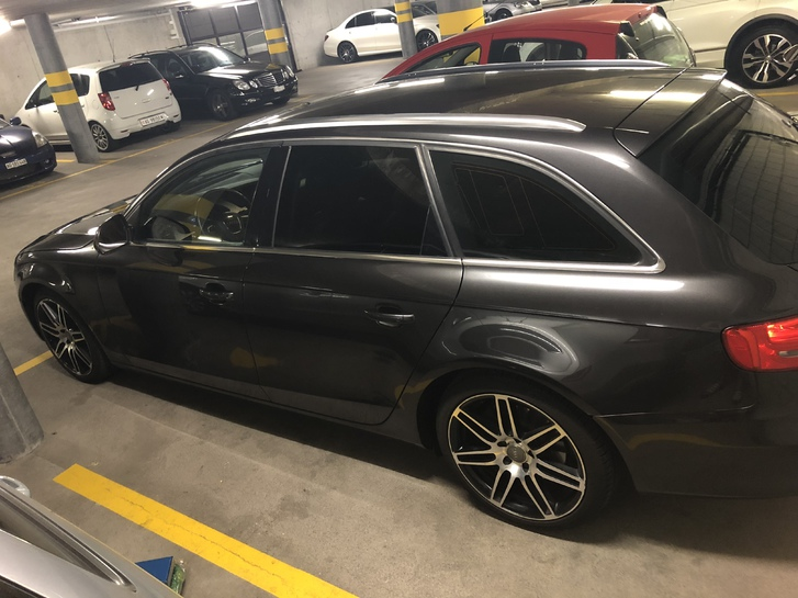 Audi A4 2.0 TDI Audi 4