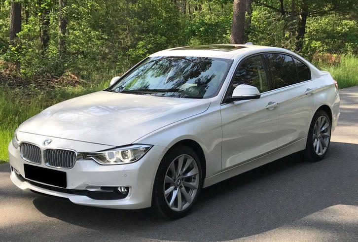 BMW 320d xDrive sport line BMW 2