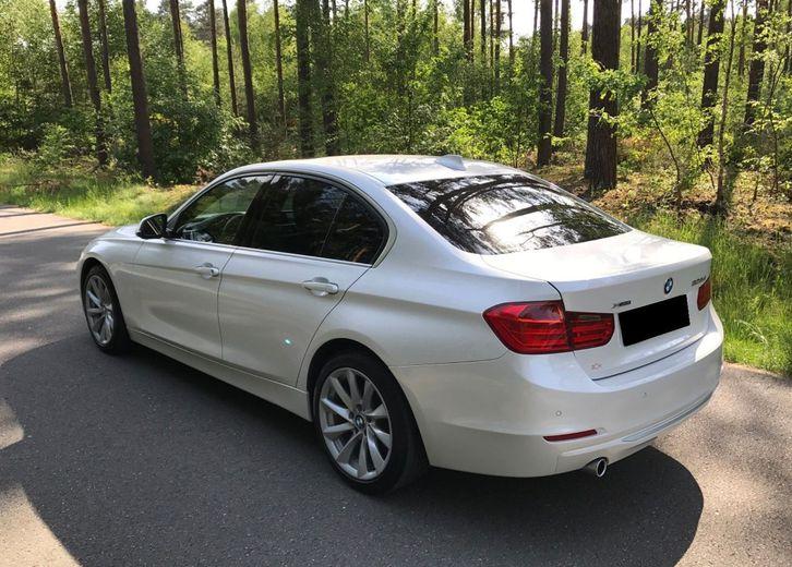 BMW 320d xDrive sport line BMW 4