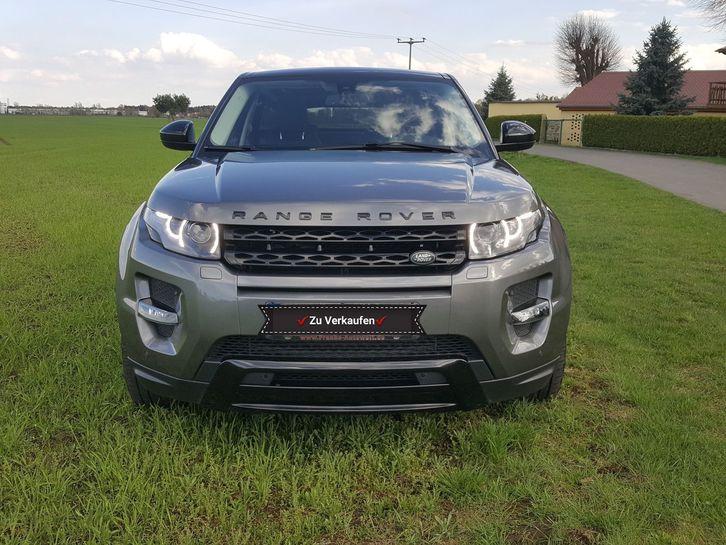 Range Rover Evoque, 8-fach bereift, TOP Zustand Land Rover 2