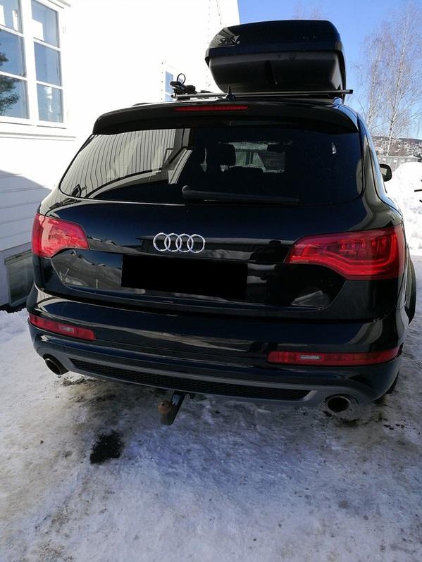 Audi Q7 ( S line ) Audi 2