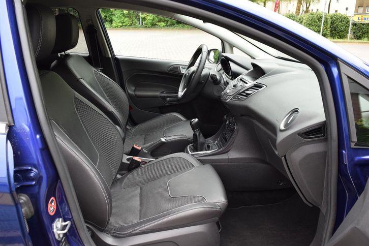 FORD Fiesta 1.0 SCTi Titanium Ford 4