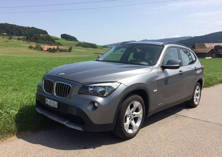 Verkaufe BMW X1 S-Drive 118i BMW 1