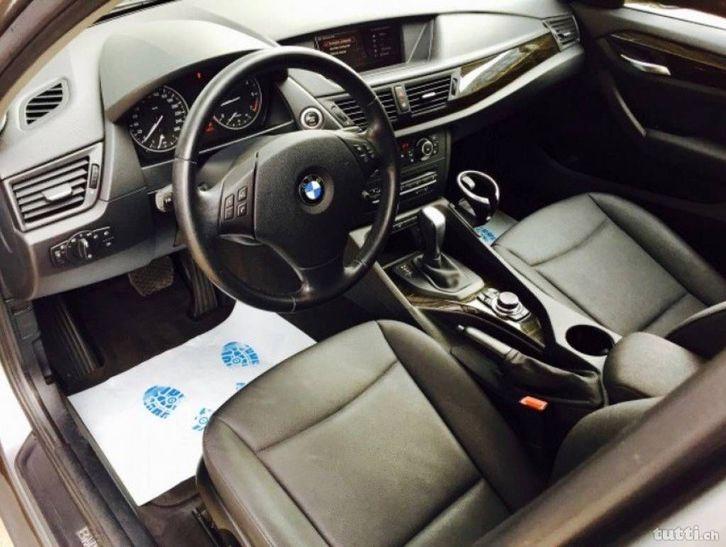 Verkaufe BMW X1 S-Drive 118i BMW 2
