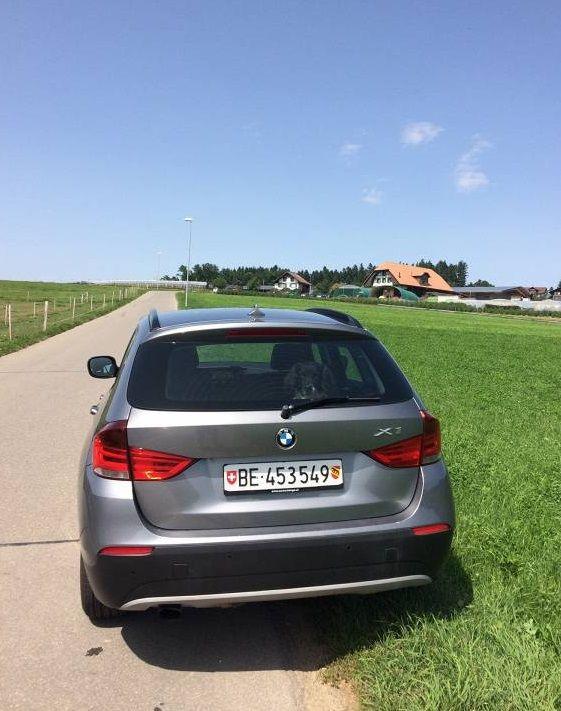 Verkaufe BMW X1 S-Drive 118i BMW 3