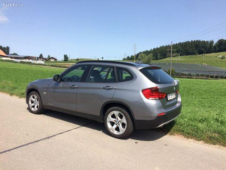 Verkaufe BMW X1 S-Drive 118i BMW 4