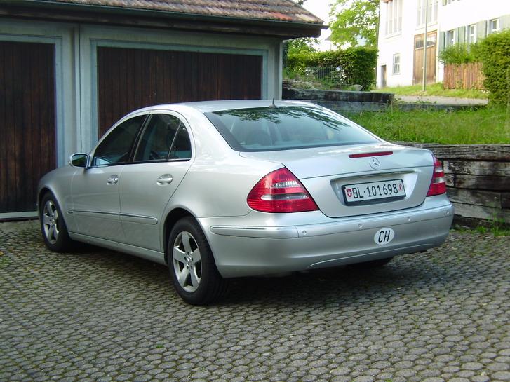 Mercedes - Benz E 320 Mercedes 1