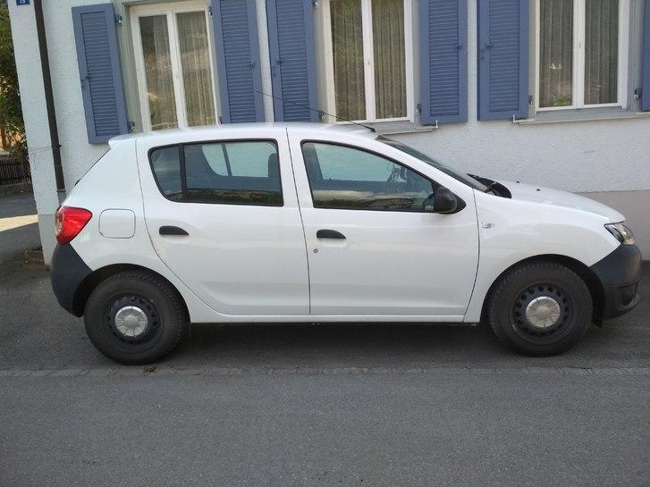 Dacia Sandero 1.2 Dacia 3