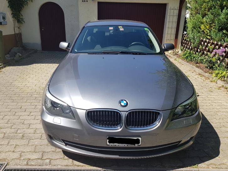 Gepflegter BMW 525i sucht neuen Besitzer BMW 1