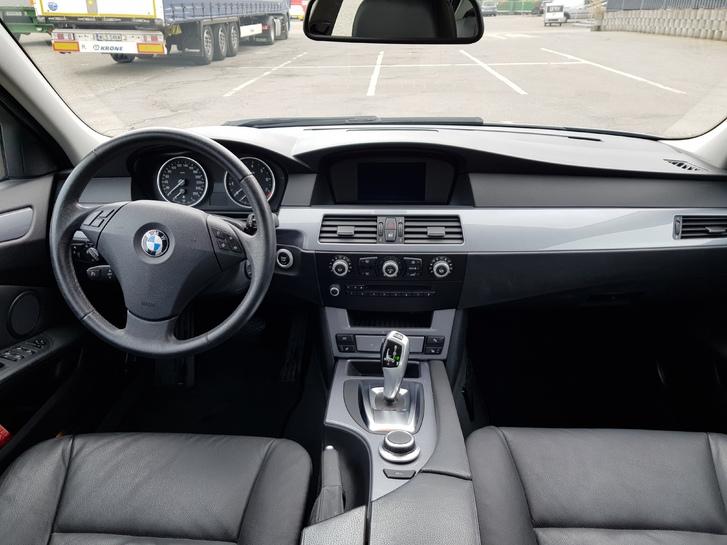 Gepflegter BMW 525i sucht neuen Besitzer BMW 2