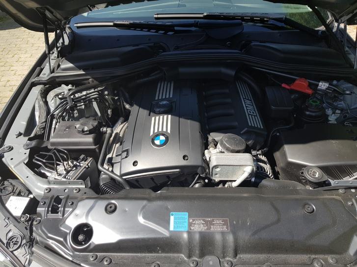Gepflegter BMW 525i sucht neuen Besitzer BMW 3