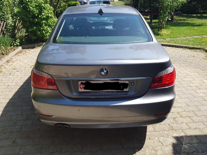 Gepflegter BMW 525i sucht neuen Besitzer BMW 4