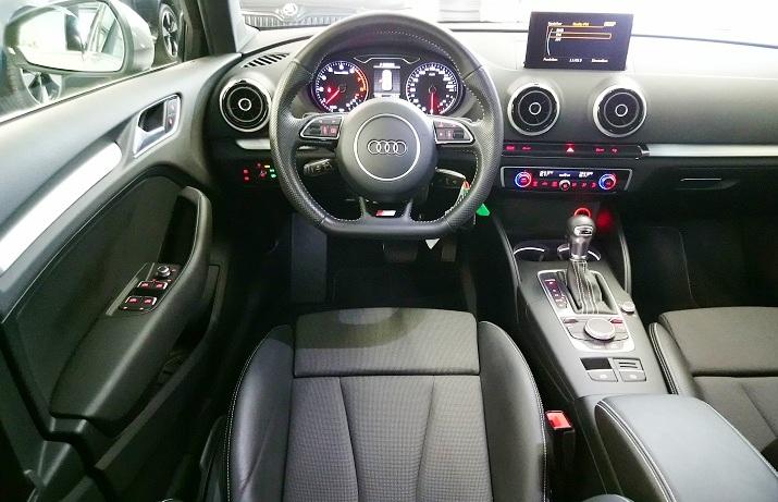 AUDI A3 Sportback 1.4 2xS-LINE SPORTPAKET, S-Tronic Audi 3