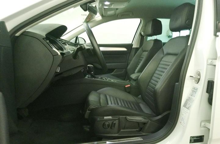 VW Passat Variant 2.0 TDI Highline DSG, LED, NAPPA Leder VW 4