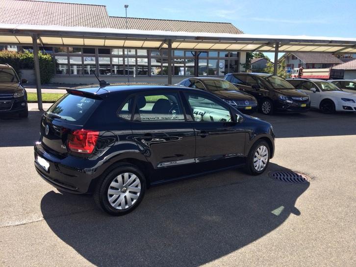VW Polo 1.2 TSI Comfort, Limousine VW 3