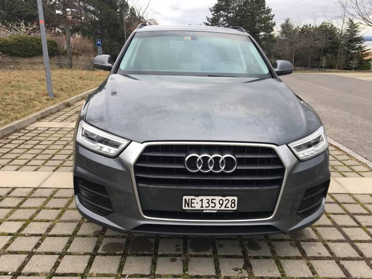 Audi Q3 Audi 1