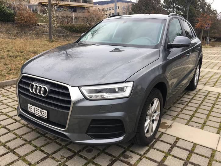 Audi Q3 Audi 4
