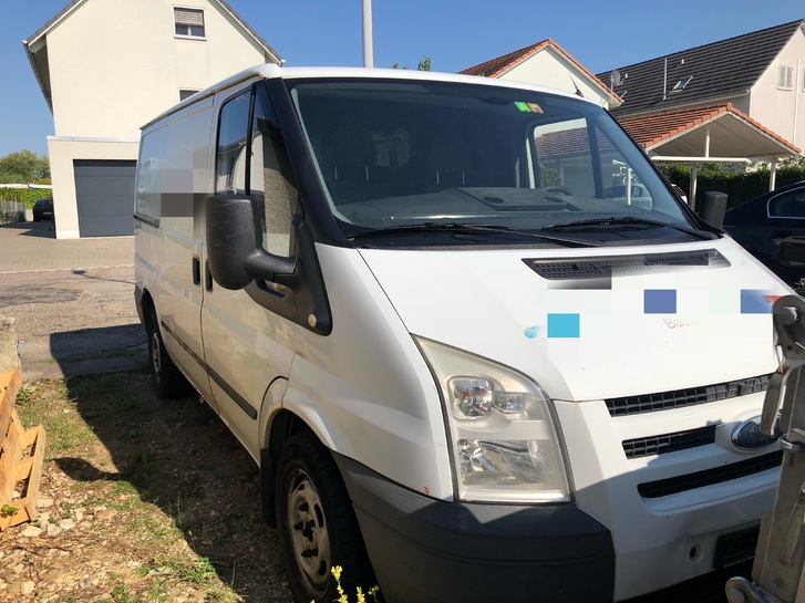 Ford Transit 2.0 TDI Ford 1