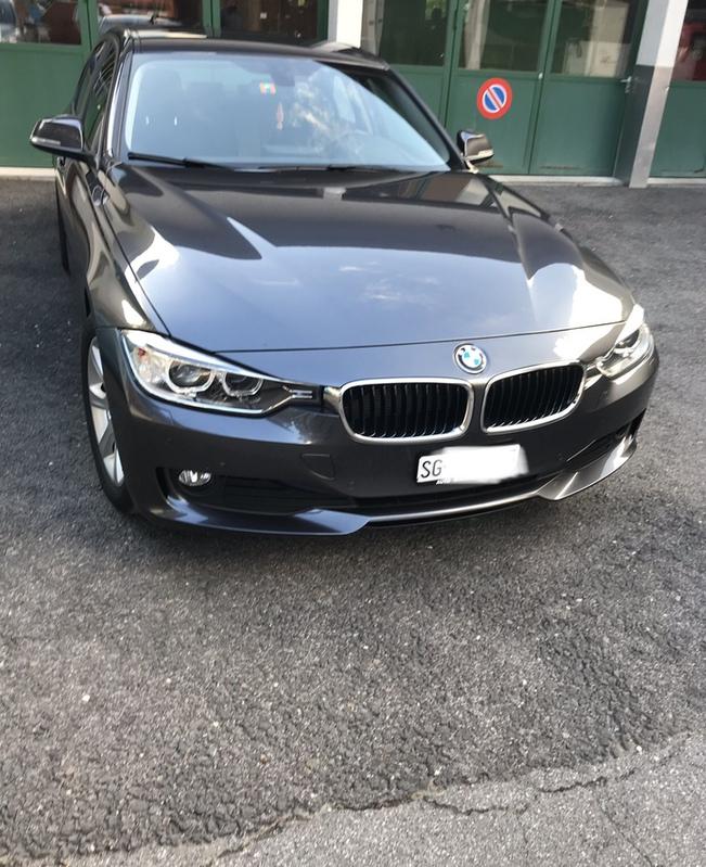 Bmw 320d xdrive. Top gepflegt:) BMW 1