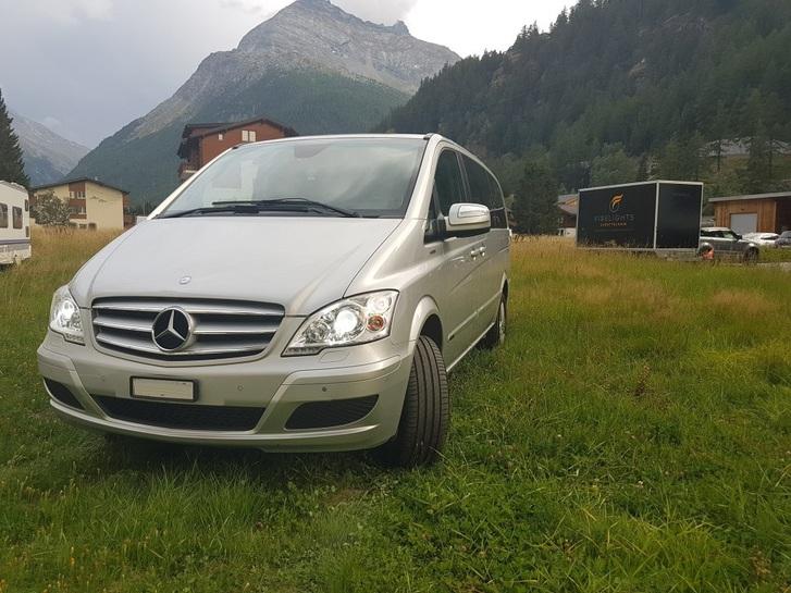 MERCEDES-BENZ VIANO Viano 2.2 CDI Blue Eff. Ambiente (Wohnmobil) Mercedes-Benz 1