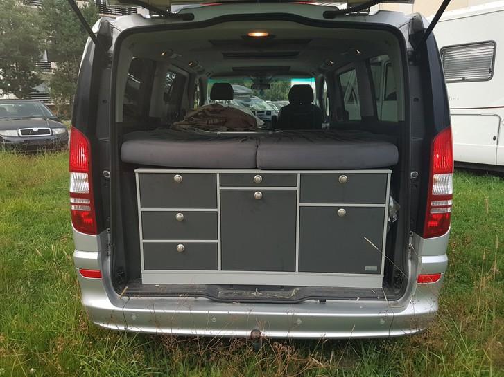 MERCEDES-BENZ VIANO Viano 2.2 CDI Blue Eff. Ambiente (Wohnmobil) Mercedes-Benz 4