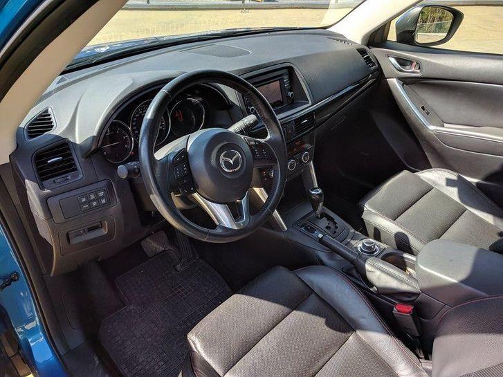 Mazda CX-5 Mazda 2