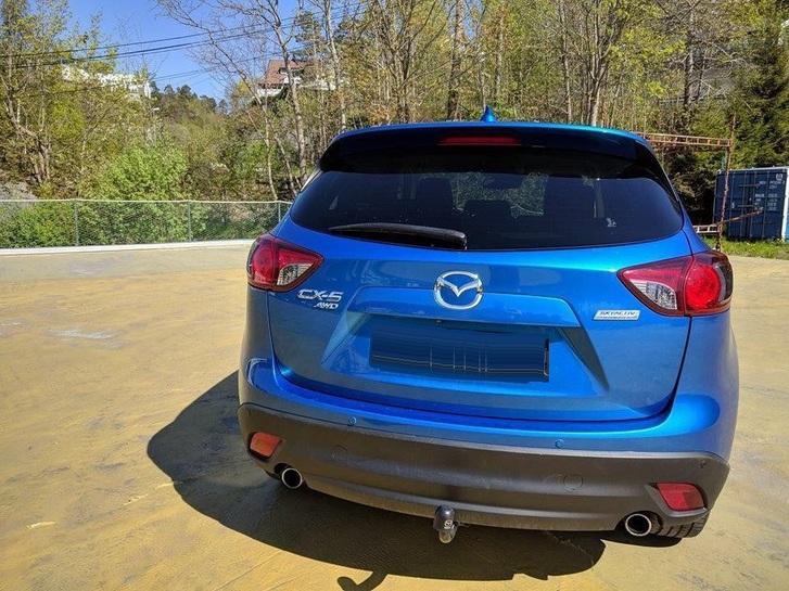 Mazda CX-5 Mazda 3