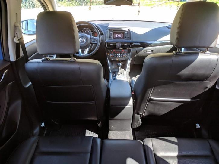 Mazda CX-5 Mazda 4