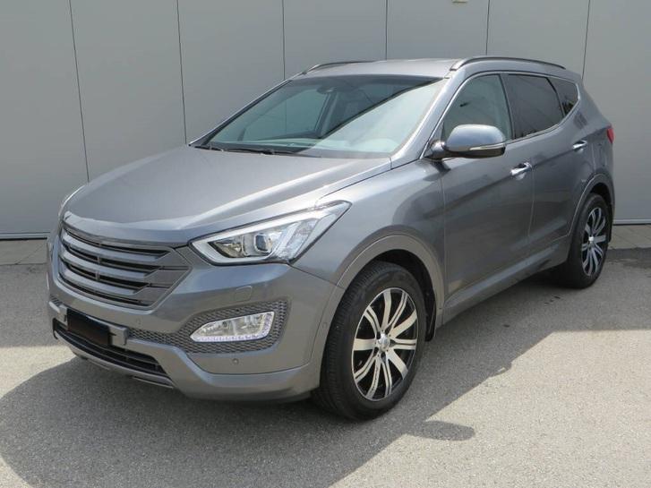 HYUNDAI SANTA FE 2.2 CRDi Vertex 7P Hyundai 1