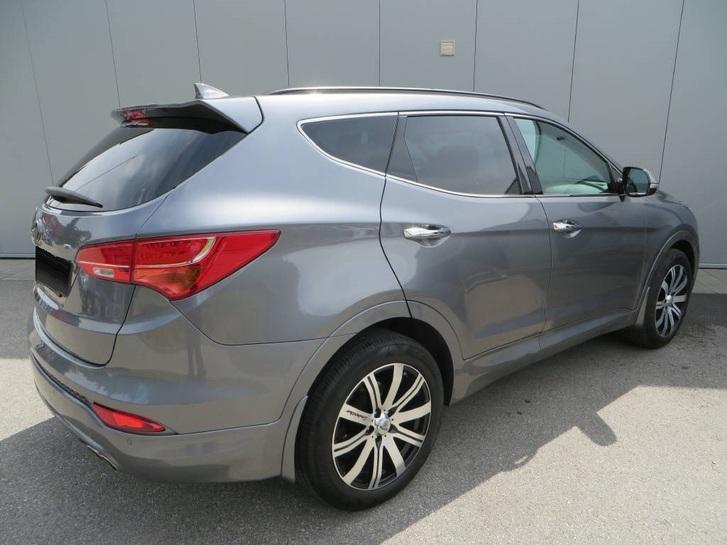HYUNDAI SANTA FE 2.2 CRDi Vertex 7P Hyundai 4
