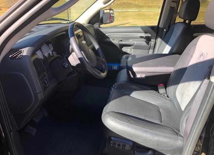 Dodge Ram 2500 5,9 liter Cummins Turbo Diesel Dodge 2