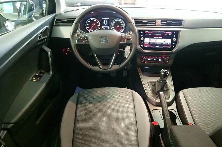 SEAT Ibiza 1.0 SPORTLINE, DAB, Media Plus Seat 3