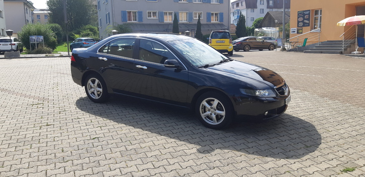 Honda Accord 2.4 Executive Honda 2