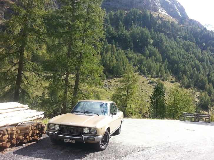 Fiat 124 Coupé Sport Fiat 1