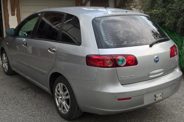 FIAT croma dynamic 1.9 multijet  Fiat 2