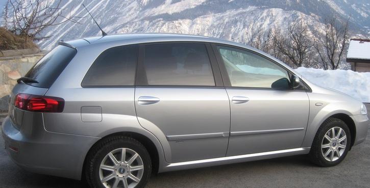 FIAT croma dynamic 1.9 multijet  Fiat 3