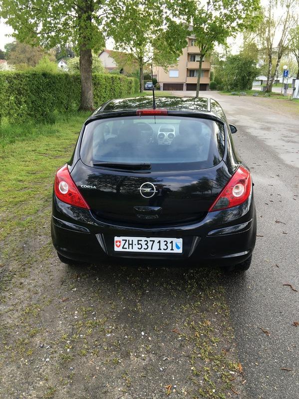 Opel Corsa, guter Zustand Opel 2
