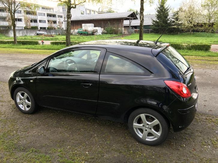 Opel Corsa, guter Zustand Opel 3