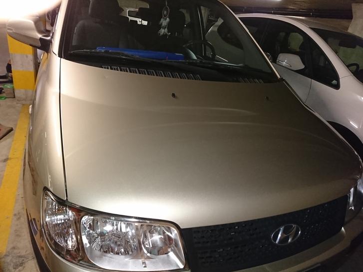 Hyundai Matrix 1800 Hyundai 1