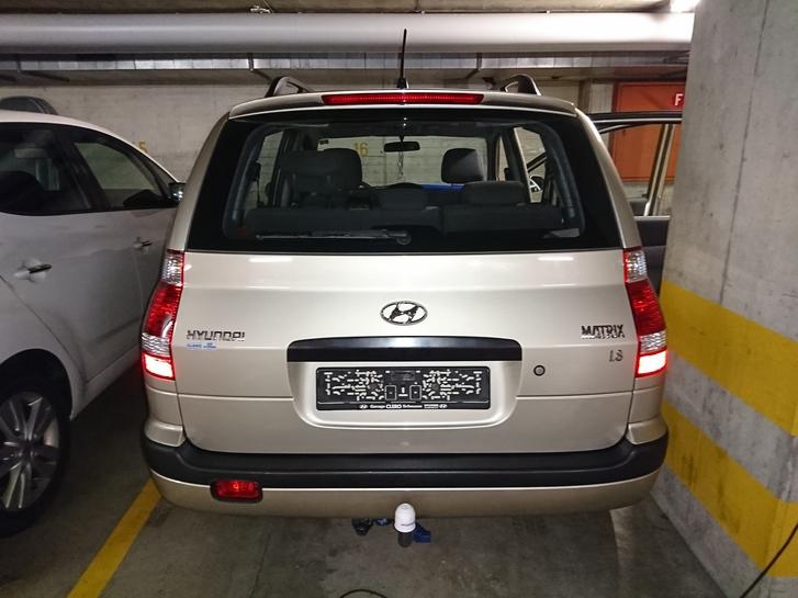 Hyundai Matrix 1800 Hyundai 2