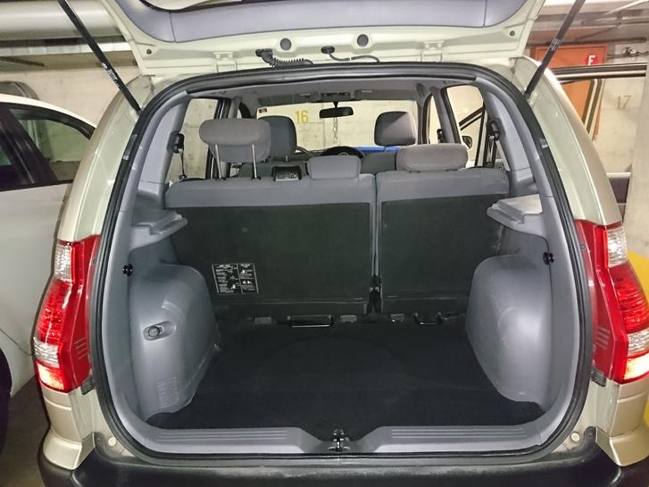 Hyundai Matrix 1800 Hyundai 4