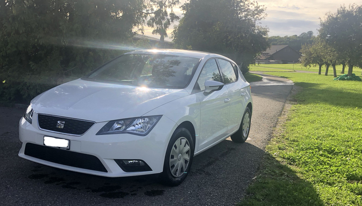 Seat Leon 1.2 Reference Seat 1