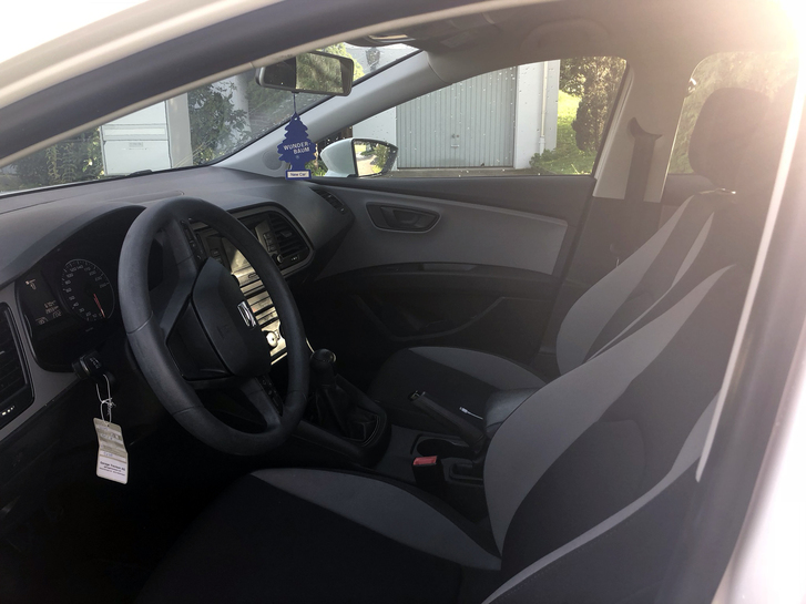 Seat Leon 1.2 Reference Seat 4