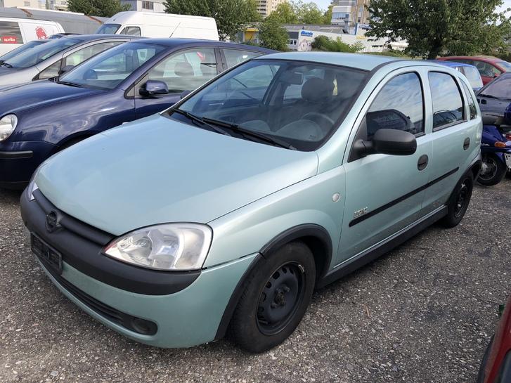 Opel Corsa 1.2 mit Klima B04 Opel 1
