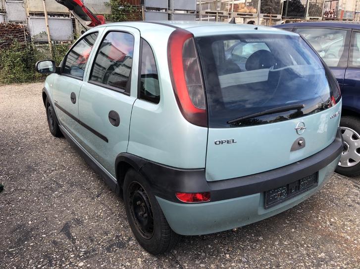 Opel Corsa 1.2 mit Klima B04 Opel 2