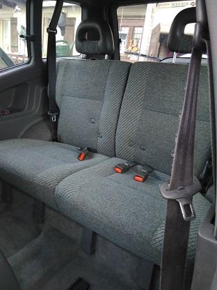 Nissan terrano II Nissan 2