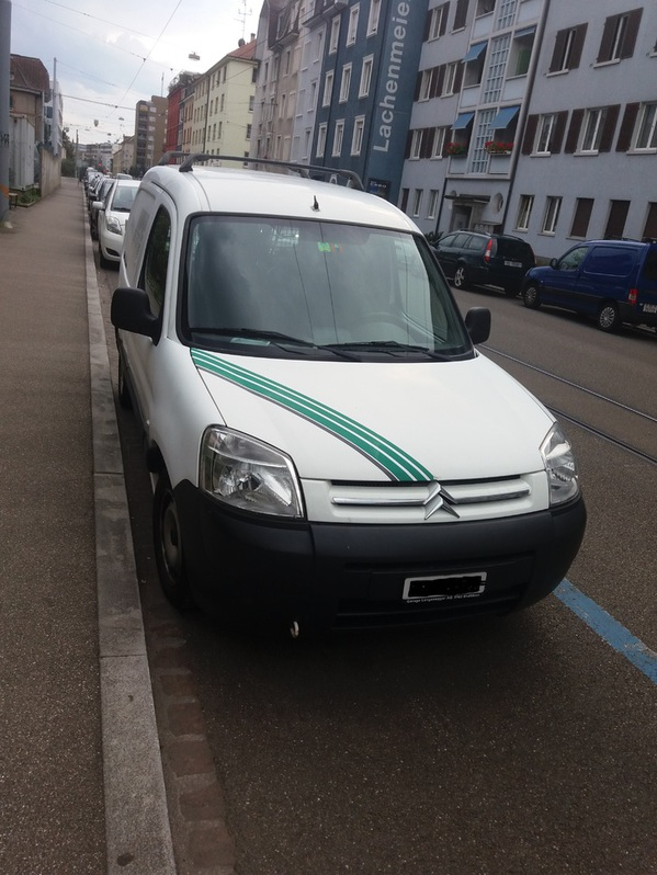 Berlingo 1,4i Citroen 2