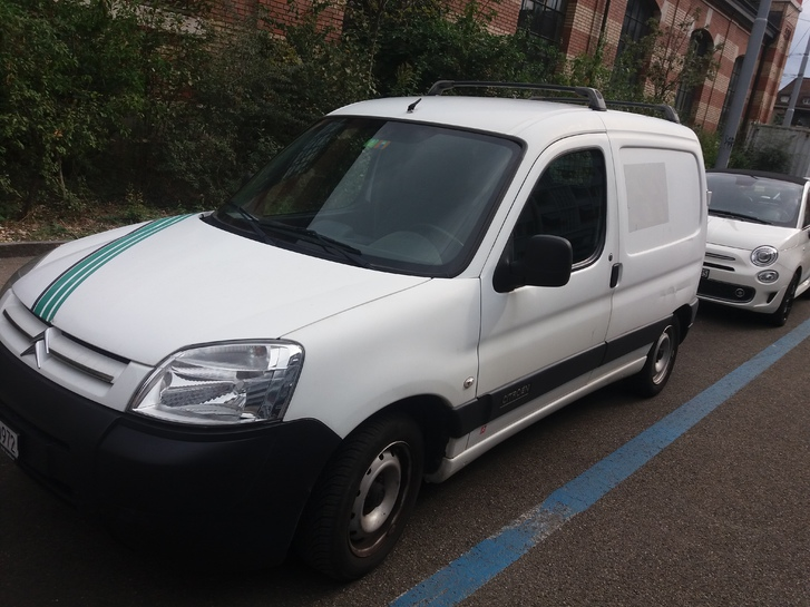 Berlingo 1,4i Citroen 3